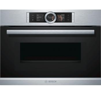 Bosch CMG636NS2 EXCLUSIV Combi magnetronoven inbouw