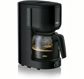 Braun KF3120 BK Filter koffiezetter