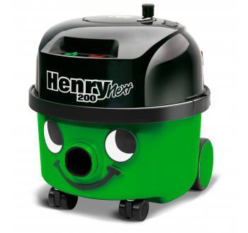 NUMATIC HVN20211 HENRY NEXT GREEN Stofzuiger met stofzak