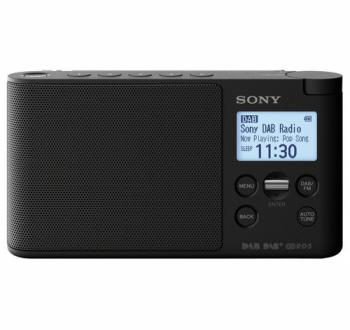 Sony XDRS41DW Radio en wereldontvanger
