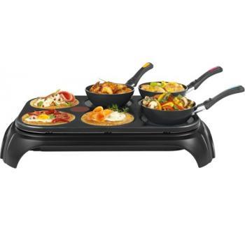 Tefal PY5828 WOKPARTY DUO Gourmet - raclette