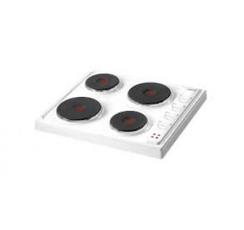 Inventum VKE6010 WIT Elektrische kookplaat