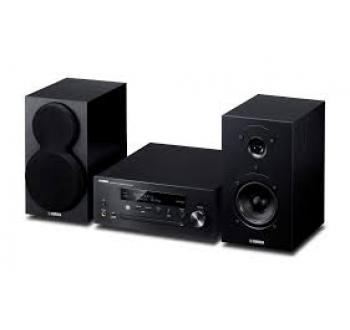 YAMAHA MCRN470 Audio systeem