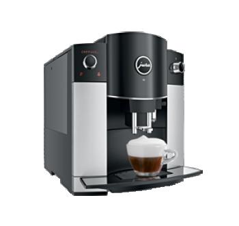 Jura D6 Espresso Machine Platina