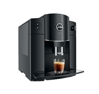 Jura D6 Espresso machine Piano Black
