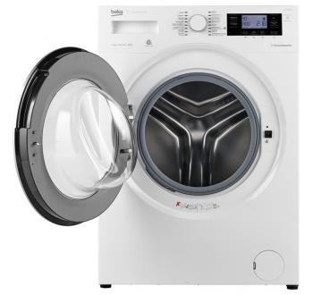 Beko WTV8735XS0 SELECTIVE Wasmachine voorlader