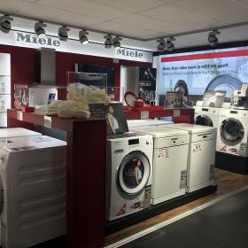 Bekijk wasmachines in onze winkel