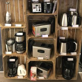 Bekijk kookapparaten in onze winkels