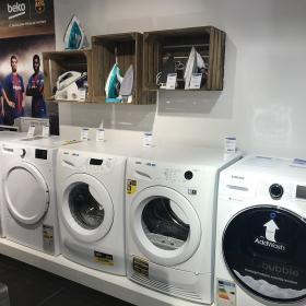 Bekijk wasdrogers in onze winkels