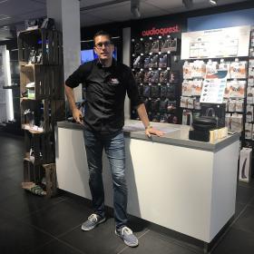 Bekijk audio in onze winkels